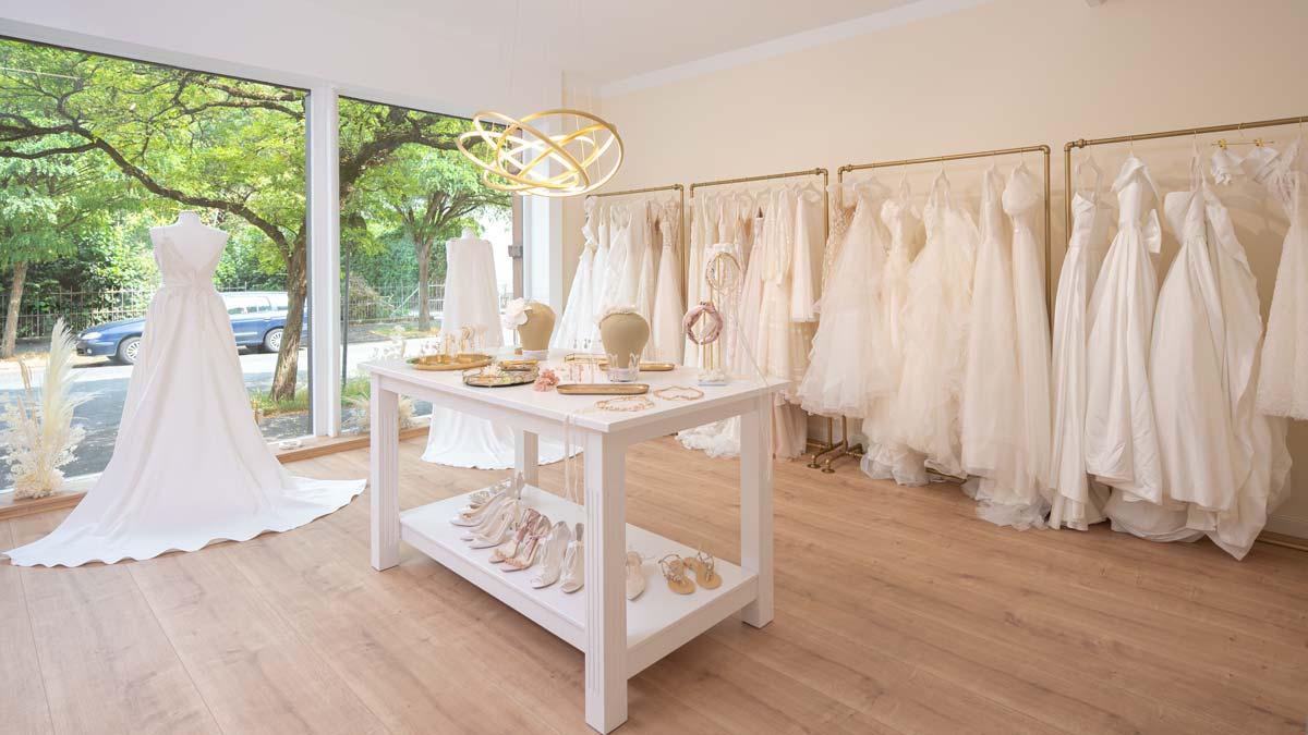Brautkleid Marburg Concept Store