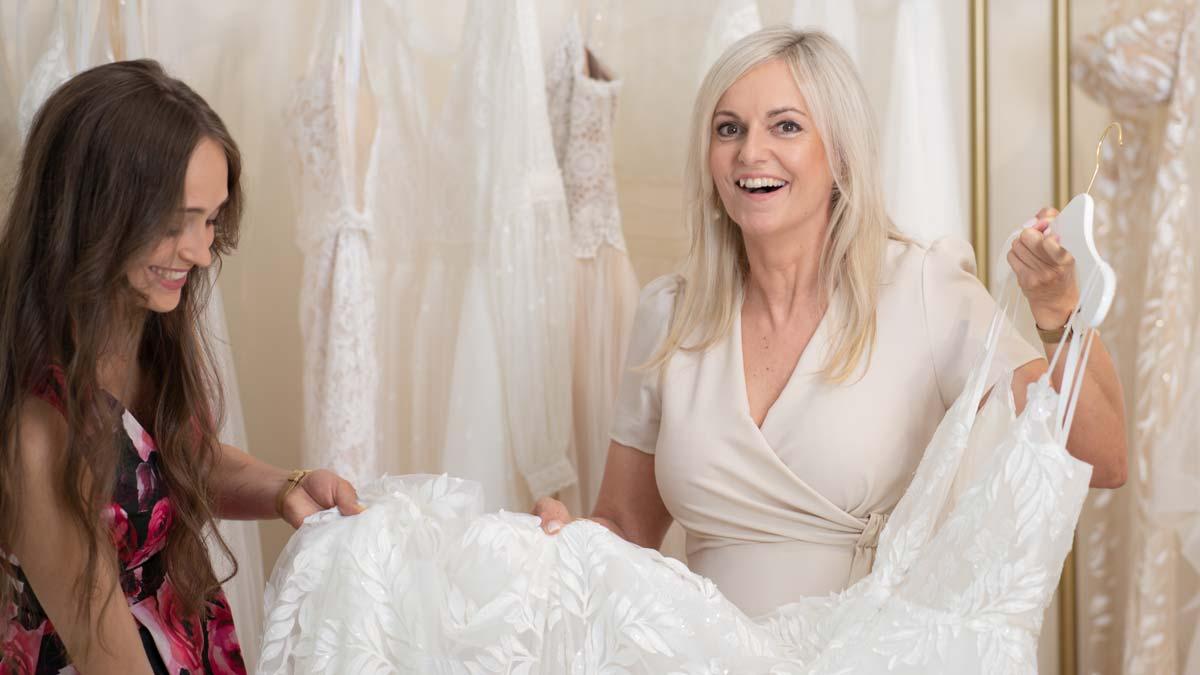 Hochzeitskleid Marburg