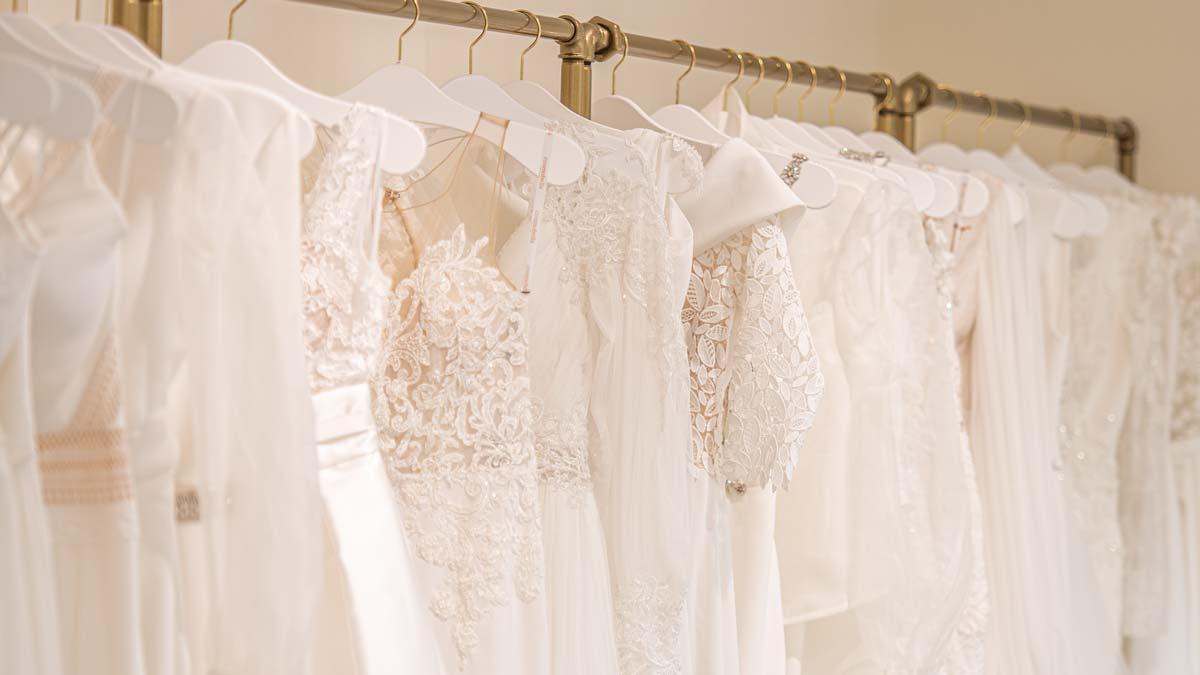 Designer Brautkleid